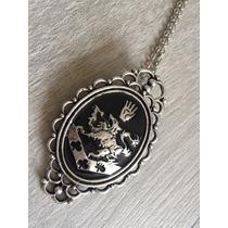 Collar Twilight Rosalie Hale Escudo Cullen