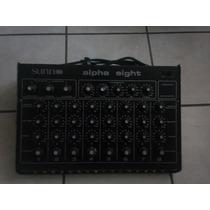 Consola Sunn Alpha Eight