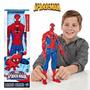 Hombre Araña Spiderman Original Hasbro 30 Cm,