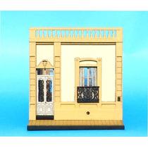 Serie Hogares Argentinos-casa Antigua Chica- Nvm Hobbies- H0