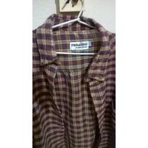 Camisa Hombre Manga Larga 43/44 Perdomo