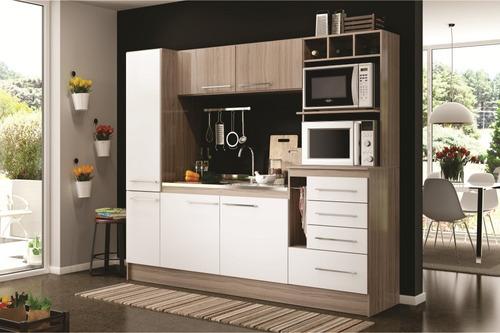 Mueble de cocina hannover kim con pileta incluida for Piletas de cocina uruguay