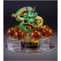 Kit Dragão Shenlong + As 7 Esferas + Base - Dragon Ball