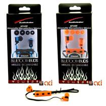 Audifonos Audiobahn Bluetooth Manoslibres Uso Rudo Aep440bt