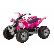 Carro Niña Peg Perego Polaris Outlaw Pink