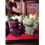 Gato De La Suerte Ceramica Gatito Varios Colores