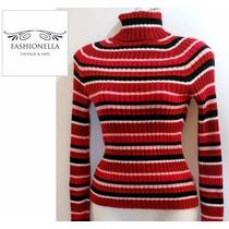 Suéter Cuello Alto Tejido Guess - Fashionella - M T9y6