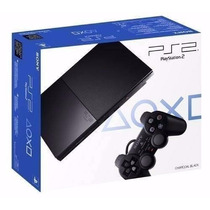 Play Station 2 Chipeada Excelente Para Regalar !