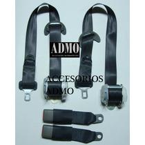 Cinturon De Seguridad Con Carrete