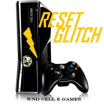 Xbox 360 4gb Slim + Brinde + 10 Jogos + Kit Carregador