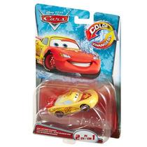 Carrinho Ice Racers Color Change Relâmpago Mcqueen - Carros