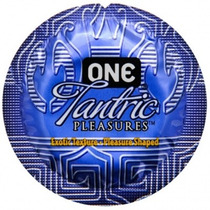 24 (veinticuatro) Condones One Tantric Pleasures