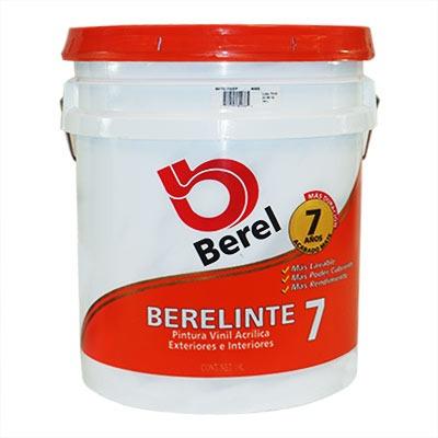 Pintura vinilica berelinte 8003 6 base deep 1 cub for Pintura color ocre claro