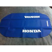 Honda Nx 200 150 Tapizado Replica Original Azul