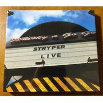 Stryper - Live At The Whisky (cd+dvd, 2014)