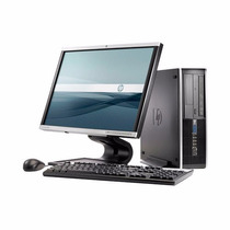 Computadora Barata Core 2 Duo 4gb19 Wide/cuadra Ciber Oferta