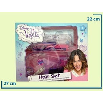 Violetta Hair Set Accesorios Para Tu Pelo Original Vulcanita