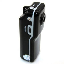 Filmadora Mini Dv Dvr Webcam Camera Video Espiã Capacete Cdi