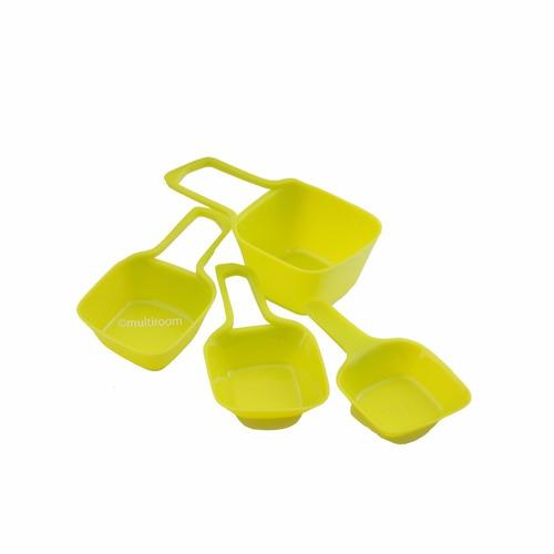 Tazas para medir utensilios de cocina reposteria juego for Juego de utensilios de cocina