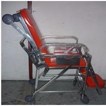 Carro Camilla Silla Para Ambulancia Traslados Rcp