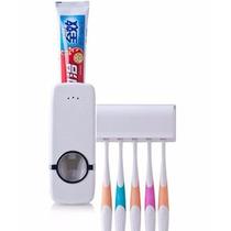 Suporte Para Escova Dispenser De Pasta De Dente Automatico