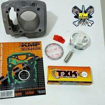 Kit Cilindro/pistao+biela Titan/fan 150 C/pistao Crf 230cc