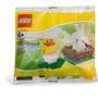 Lego Temporada Ubicada Conejito Y Polluelo Bagg Envío Gratis