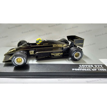 Lendas Brasileiras 08 Lotus 97 T Ayrton Senna Gp 1985