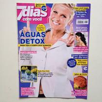 Revista 7 Dias Com Você Xuxa Gustavo Lima Lucas Lucco