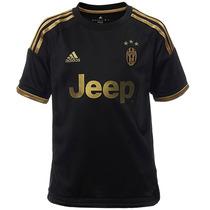 Playera Jersey Tercero Juventus 15/16 Niños Adidas S12851