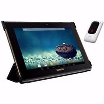 Tablet Genesis Gt-1450 Tela 10 Capa Speaker Portátil Mem 8gb