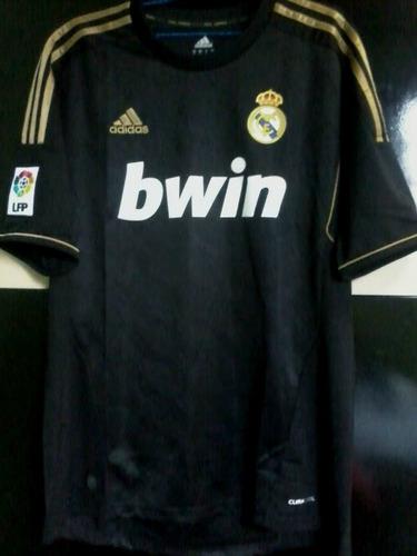 Camisa adidas Real Madrid Away 2011-2012 - R  419 95a8c5e2cc359