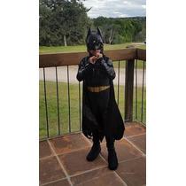 Disfraz De Batman Calidad Premium
