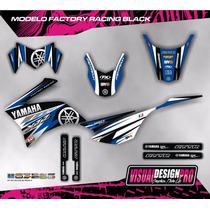 Kit Calcos - Gráfica Yamaha Xtz 250 Lander Laminado 3m