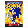 Dvd As Aventuras De Sonic Vol 3 Filme