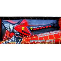 Guitarra Electrica Niños Spiderman Cars Juguete Hombre Araña
