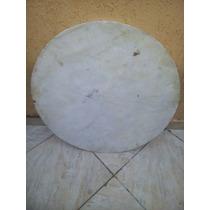 Vendo Pedra De Mármore Branca,redonda