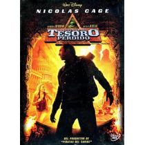 Dvd Leyenda Del Tesoro Perdido ( National Treasure ) 2004 -