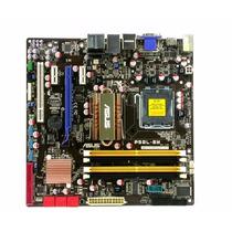 Kit Placa Mãe Asus P5ql-em + Core 2 Duo E8400 3.0