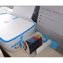 Multifuncional Hp 3636 Wifi C/ Bulk Ink +400ml Tinta Inkbank