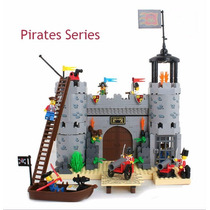 Piratas Do Caribe Série Corsair 366 Pçs Compativel Ao Lego