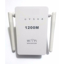 Repetidor Roteador 1200mbps 2 Antenas Amplificador Wireless
