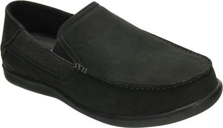 Santa Crocs 2 Luxe 2 En 590 Zapatos Leather Cruz Cuero 00 Rx5wqtAd