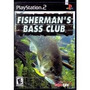 Fisherman`s Bass Club Pesca Para Ps2 Lacrado