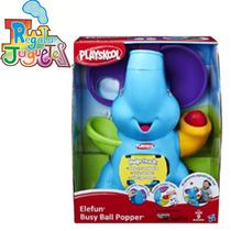 Elefante Elefun Lanza Bolitas Playskool Nuevo Musical