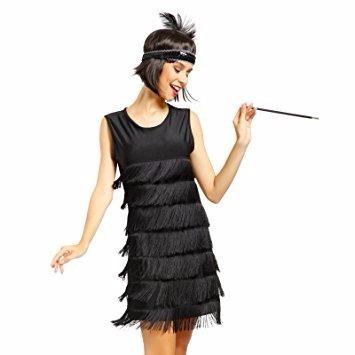 disfraz mujer anos 30