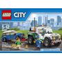 El Camión Grúa + Camioneta De Lego City - ¡envío Gratis!