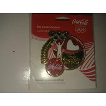 Pin Coca Cola Olimpíadas 2016
