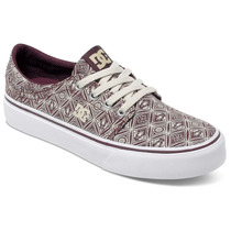 Tenis Mujer Trase Sp J Shoe Win Spring 2016 Cafe Dc Shoes