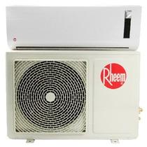 Aire Mini Split Frio/calor 12000 Btu 220v Rheem.